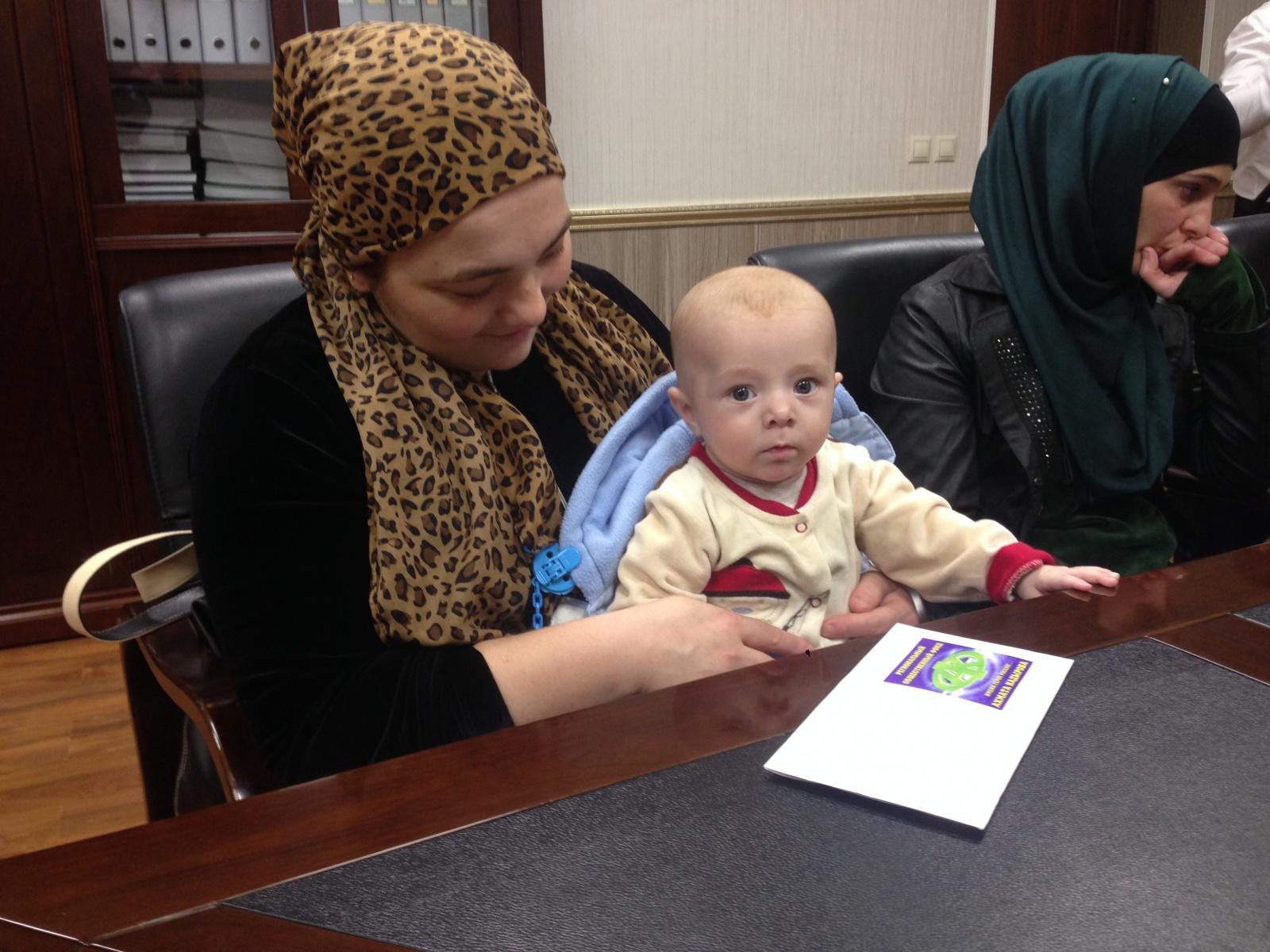 Чем занимаются и как живут 12 детей Рамзана Кадырова